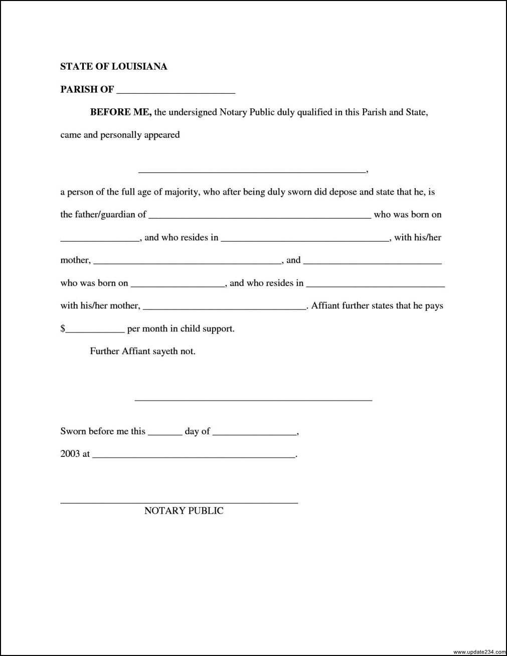 Voluntary Child Support Agreement Template 18 Special Free Template for Child Support Agreement Fe