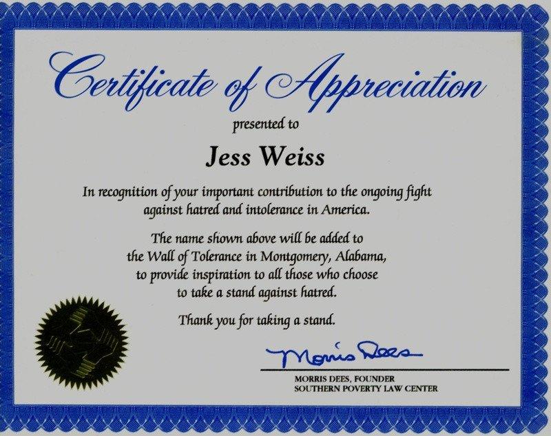 Volunteer Certificate Of Appreciation Religious Volunteer Appreciation Quotes Quotesgram