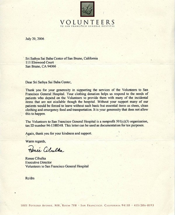 Volunteer Letter Of Appreciation Best S Of Sample Letters Recognizing A Volunteer