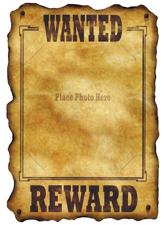 Wanted Poster Template Microsoft Word Wanted Poster Templates Cazenovia Middle School Art