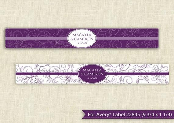Water Bottle Label Template Downloadable Water Bottle Label Template for by Karmakweddings