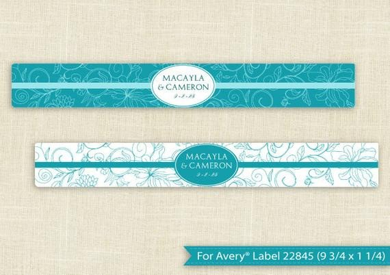 Water Bottle Label Template Word Downloadable Water Bottle Label Template for by Karmakweddings