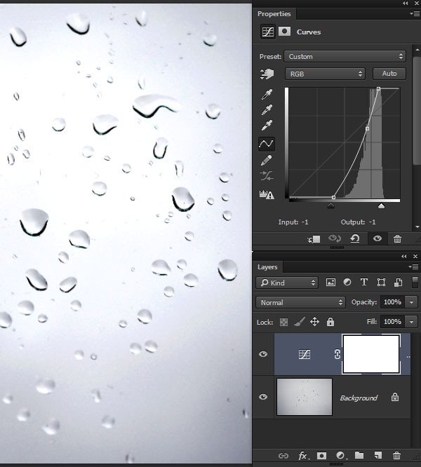 Water Drop Brush Photoshop How to Create Custom Water Drop Brushes In Adobe Shop