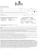 Waxing Consultation form Template Waxing Consultation form Printable Pdf