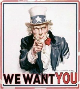 We Want You Poster Bu Research Blog Bu Challenges