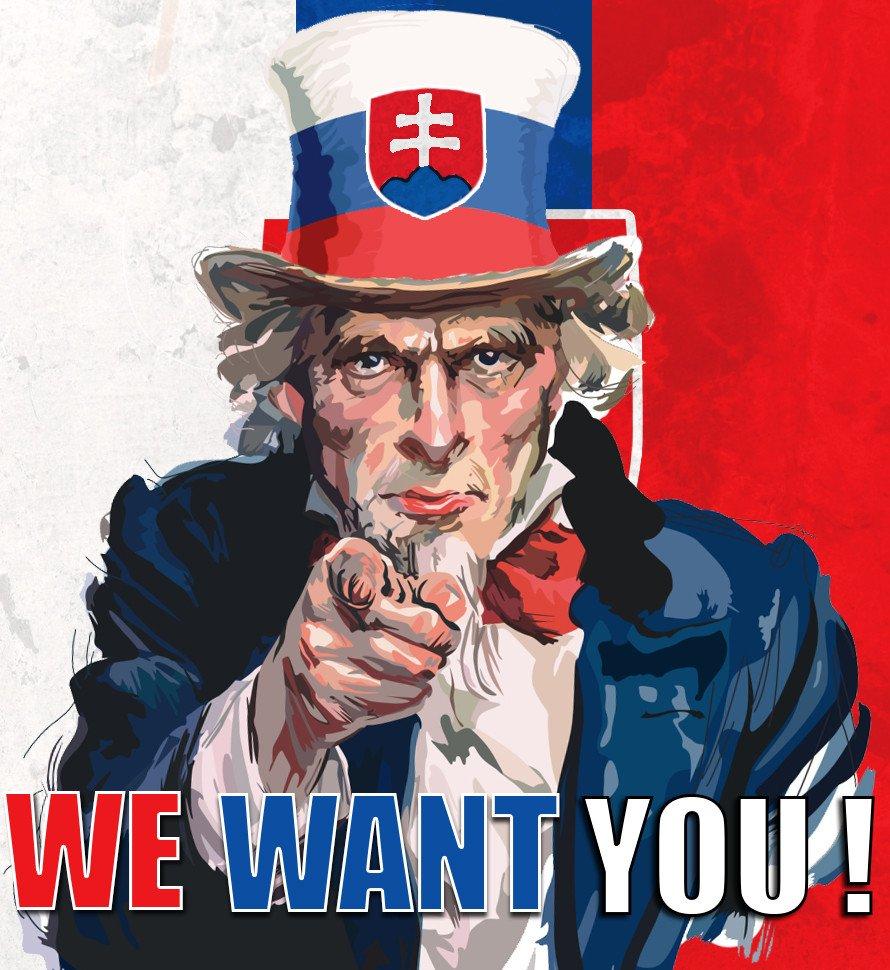 We Want You Poster Kings Clan Recruiting Members
