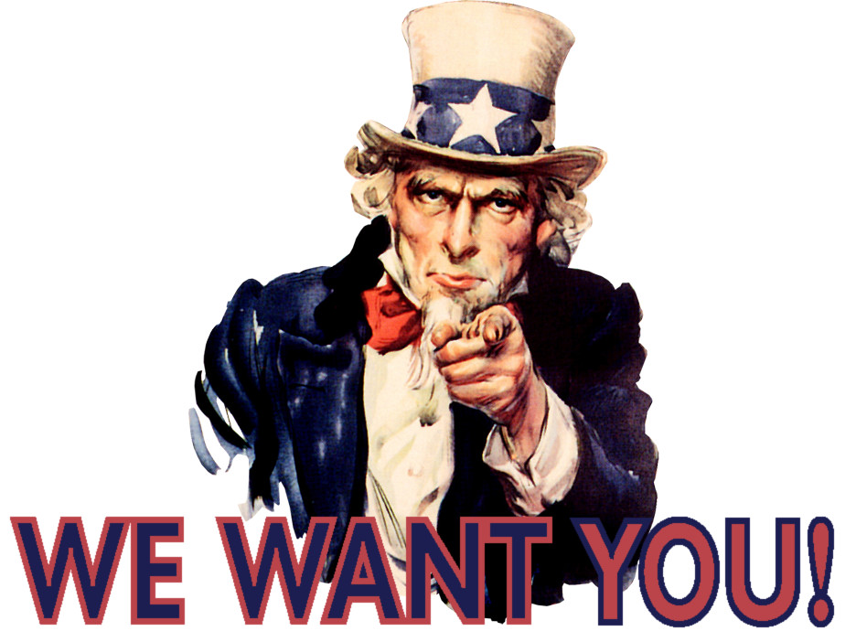 We Want You Poster Uncle Sam Wants You… to Hack the Pentagon