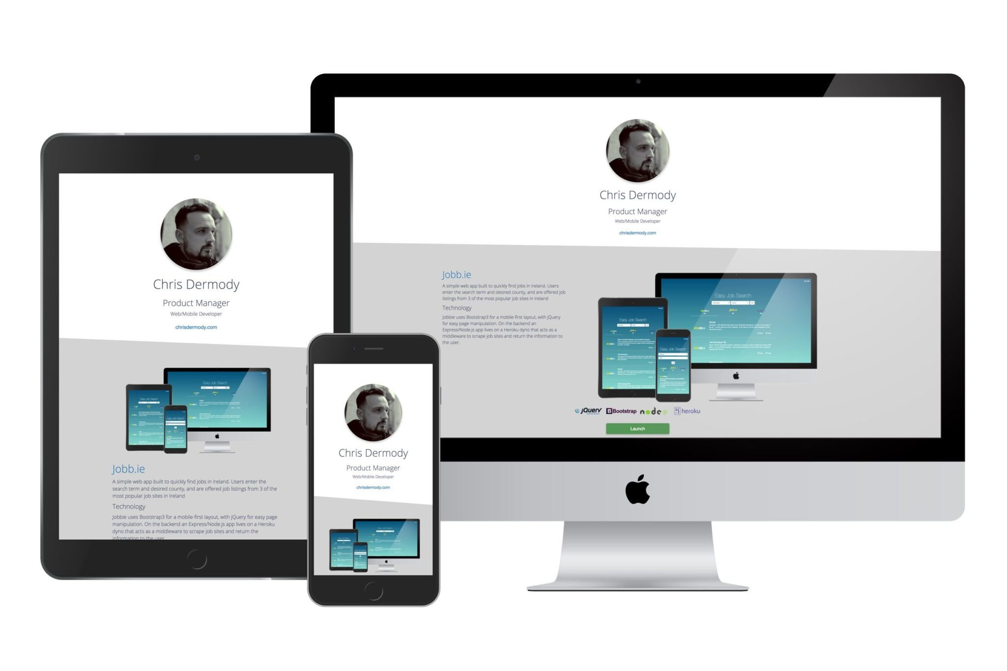Web Developer Portfolio Templates Free Web Developer Portfolio Templates 3 Layouts to