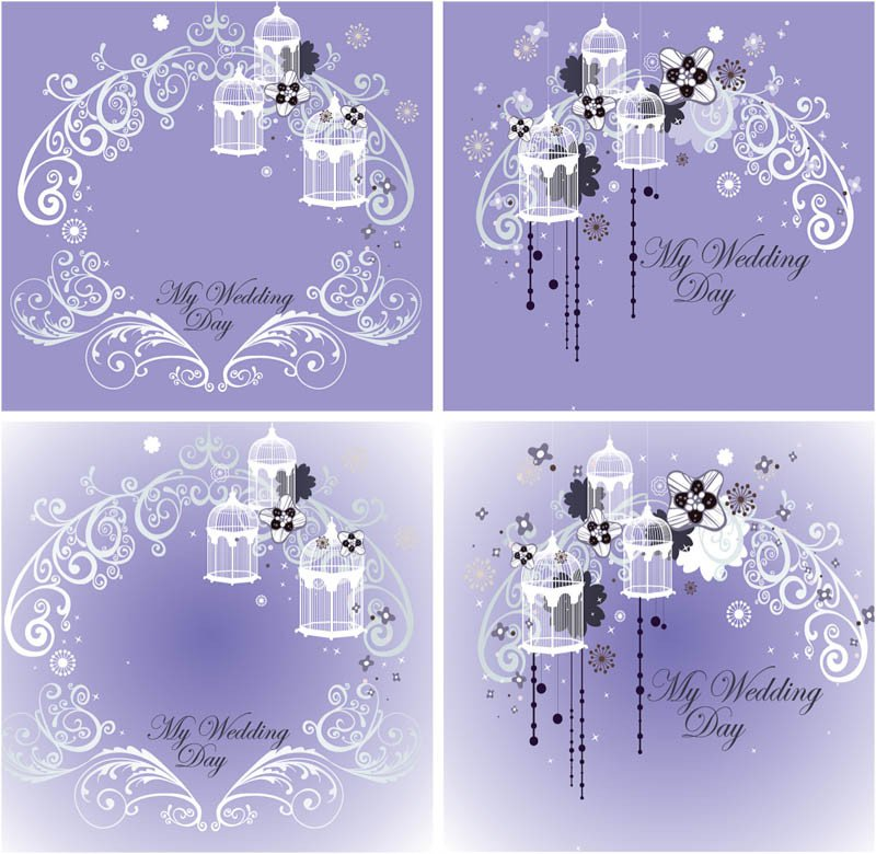 Wedding Card Template Free Download Wedding Cards Vector Templates