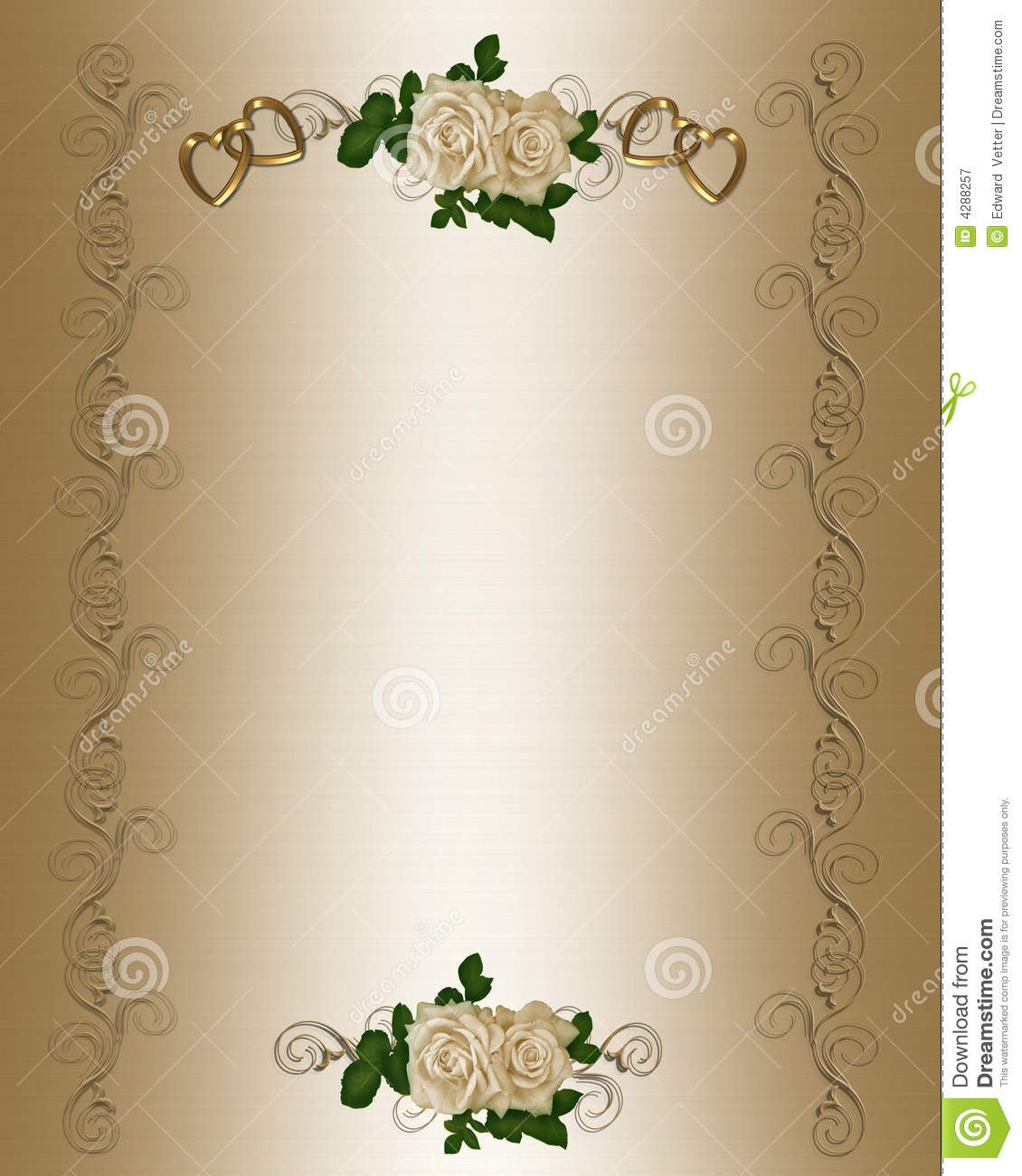 Wedding Card Template Free Download Wedding Invitation Layout Templates