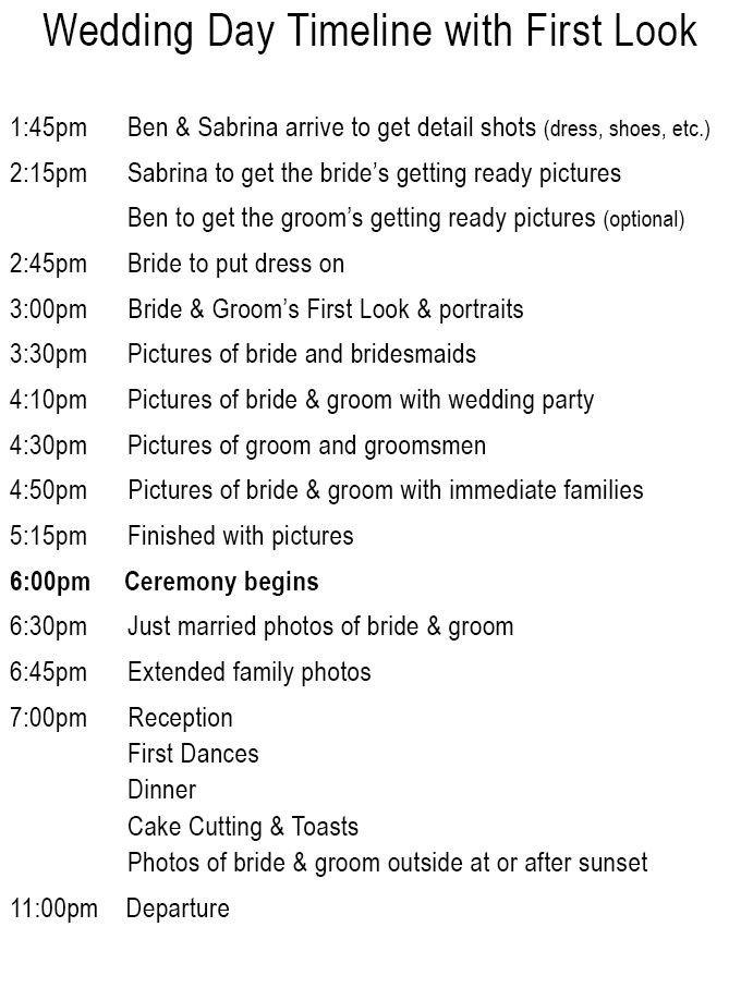 Wedding Ceremony Timeline Template Best 25 Wedding Day Timeline Ideas On Pinterest