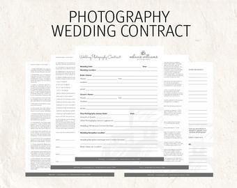 Wedding Florist Contract Template Diy Invoice
