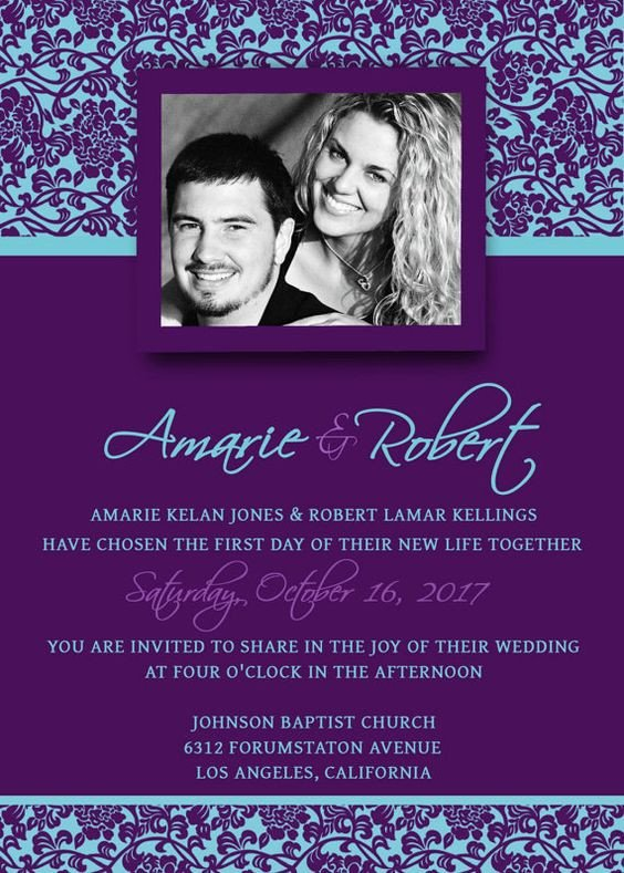 Wedding Invitations Photoshop Template Printable Wedding Invitation Template Psd Shop