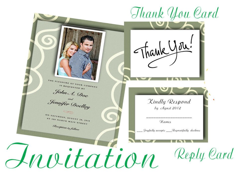 Wedding Invitations Photoshop Template Shop Templates Psd for Wedding Invitation Vol 3