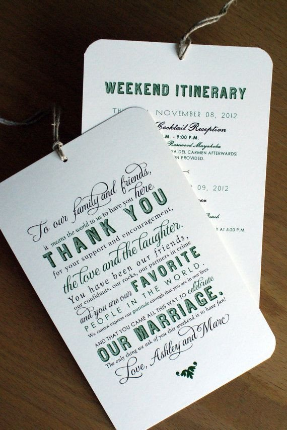Wedding Itinerary for Guests Best 25 Destination Wedding Bags Ideas On Pinterest