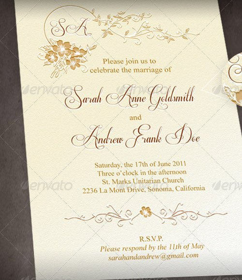 Wedding Menu Template Free Wedding Menu Templates 52 Free Word Pdf Psd Eps