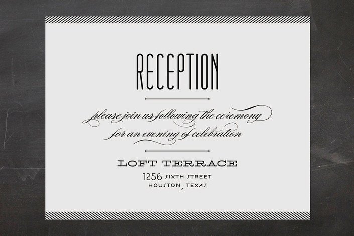 Wedding Reception Invite Templates Reception Only Wedding Invitations that Won T Make Your