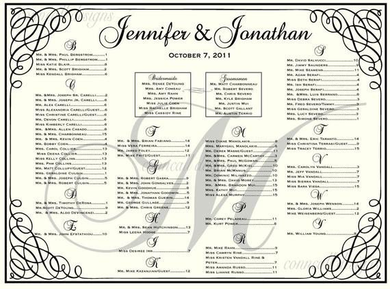 Wedding Seating Chart Template Wedding Seating Chart Seating Template Wedding Seating
