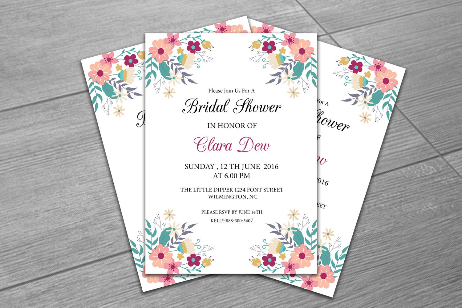 Wedding Shower Invitation Templates Sale Bridal Shower Invitation Template Diy Wedding Shower