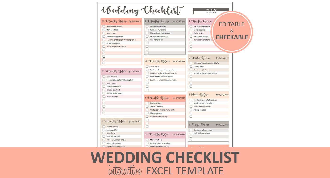Wedding Vendor List Template Wedding Vendor Contact List Excel Driverlayer Search Engine