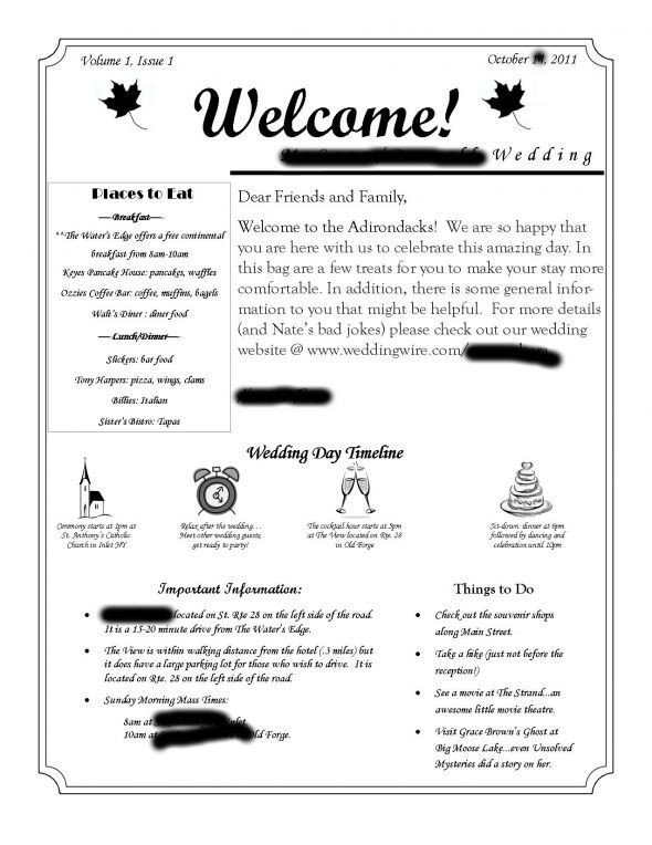 Wedding Welcome Letter Template Wel E Letter for Out Of town Guests