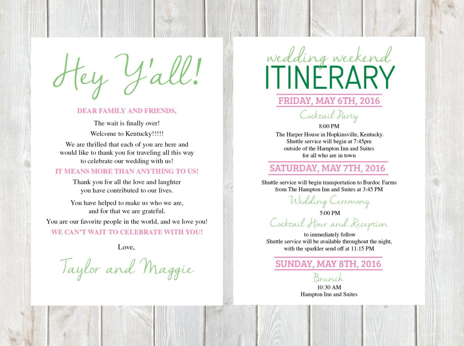 Wedding Welcome Letter Template Wel E Letter Wedding Wel E Letter Wedding Itinerary