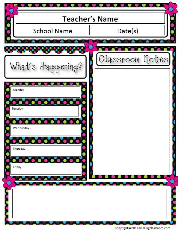 Weekly Classroom Newsletter Template 25 Best Ideas About Weekly Newsletter Template On