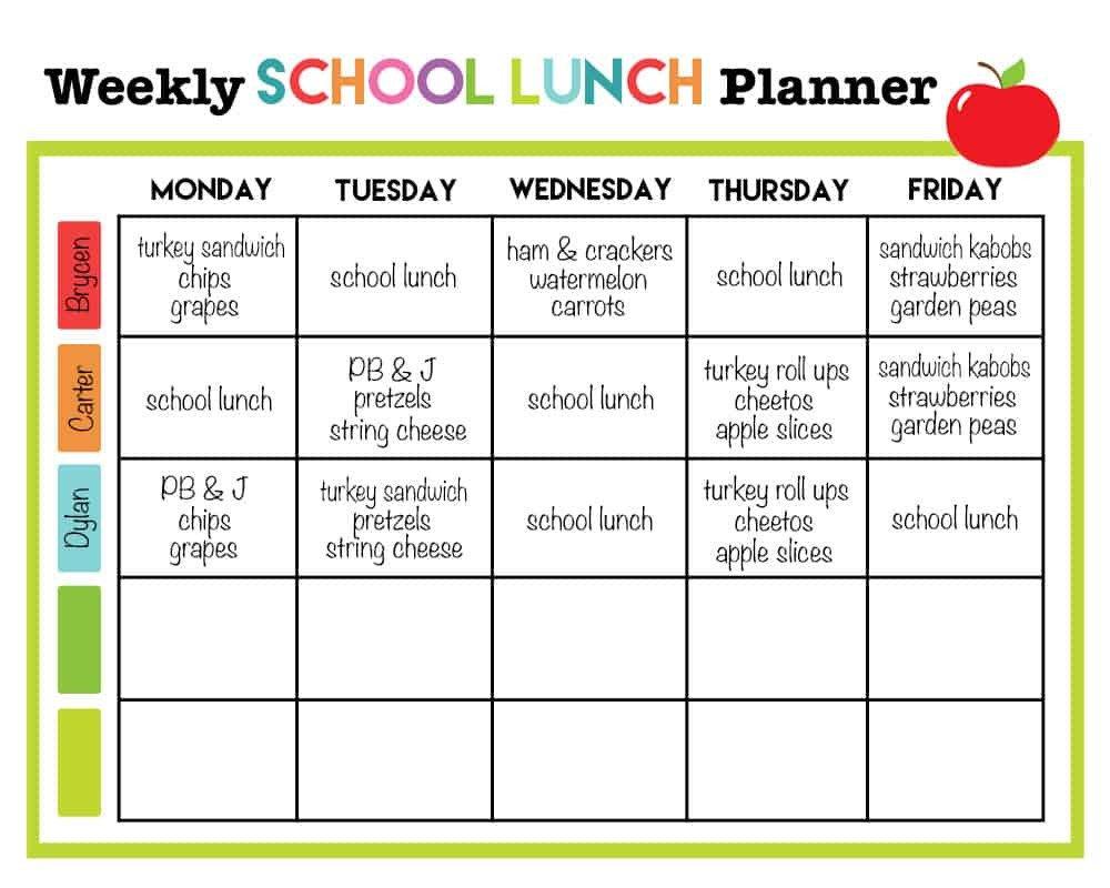 Weekly School Planner Template Cupcake Diaries top 10 Posts Of 2015