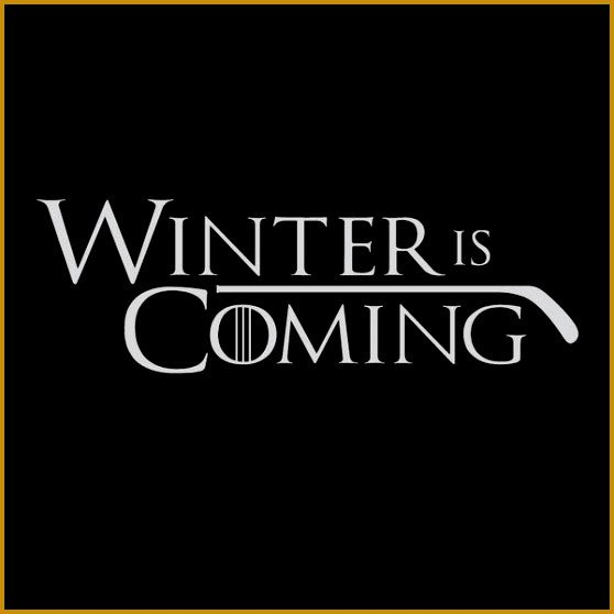 Winter is Coming Font 5 Winter is Ing Font