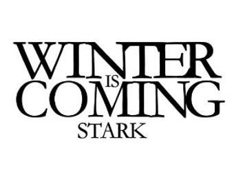 Winter is Coming Font Harry Potter Font Mischief Managed yeti Cup Car Jeep Decal