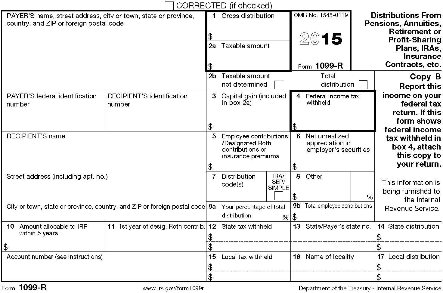 Wisconsin W2 form File form 1099 R 2015 Wikimedia Mons