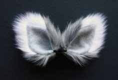 Wolf Ears Template Wolf Ear Pattern Wolf Ears