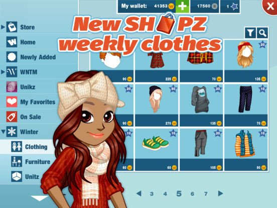 Woozworld Mannequin Template Store Woozland World
