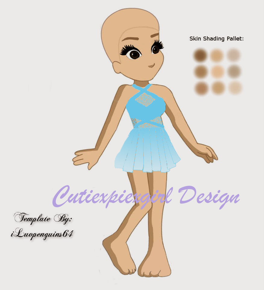 Woozworld Mannequin Template Woozworld Burst Fashion Designs & Signoff