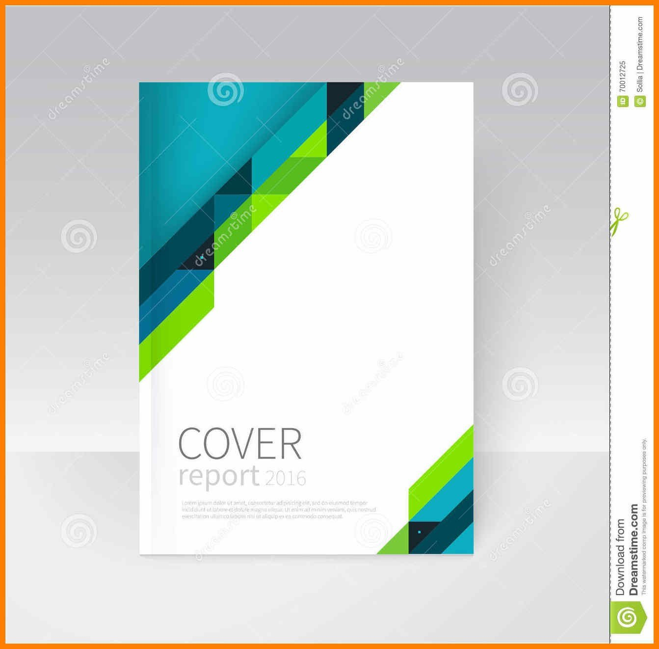 Word Cover Page Templates Microsoft Word Report Templates Free – Humman