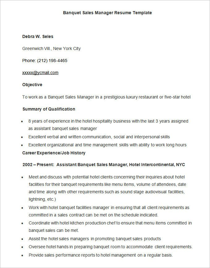 Word Resume Template Download Microsoft Word Resume Template 49 Free Samples
