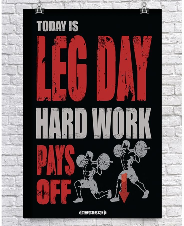 Work Out Motivation Posters 20 Best Images About Gym Posters On Pinterest