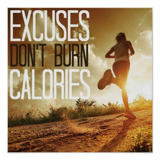 Work Out Motivation Posters Gym Posters