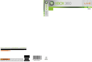 Xbox 360 Cover Template Xbox 360 Template