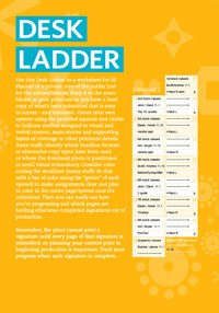 Yearbook Ladder Template Ladder Desk Editable Pdf Yearbook Discoveries