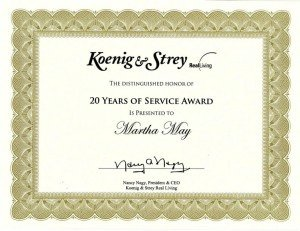 Years Of Service Certificate Template 20 Year Service Award Quotes Quotesgram