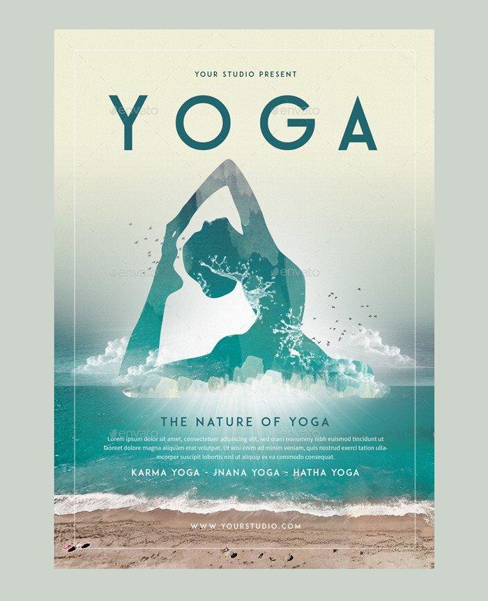 Yoga Flyers Free Template 23 Yoga Flyer Psd Templates Free & Premium Designyep