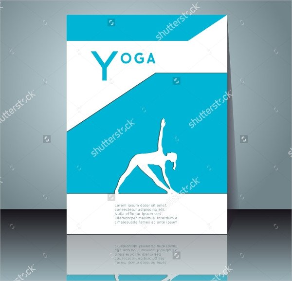 Yoga Flyers Free Template 27 Yoga Flyer Designs & Templates Psd Ai Vector Eps
