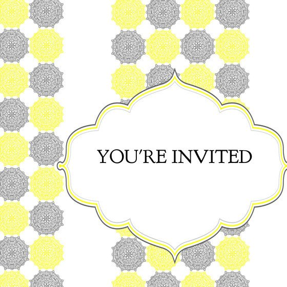 You are Invited Template Youre Invited Template