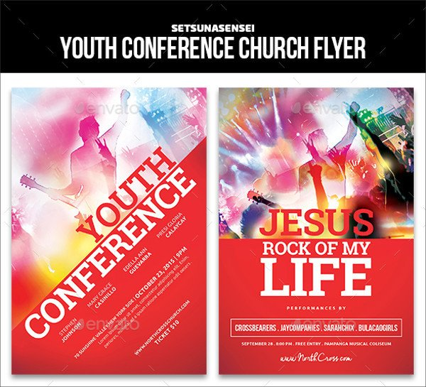Youth Retreat Flyers 42 Church Flyer Templates Psd Ai Psd Eps Vector