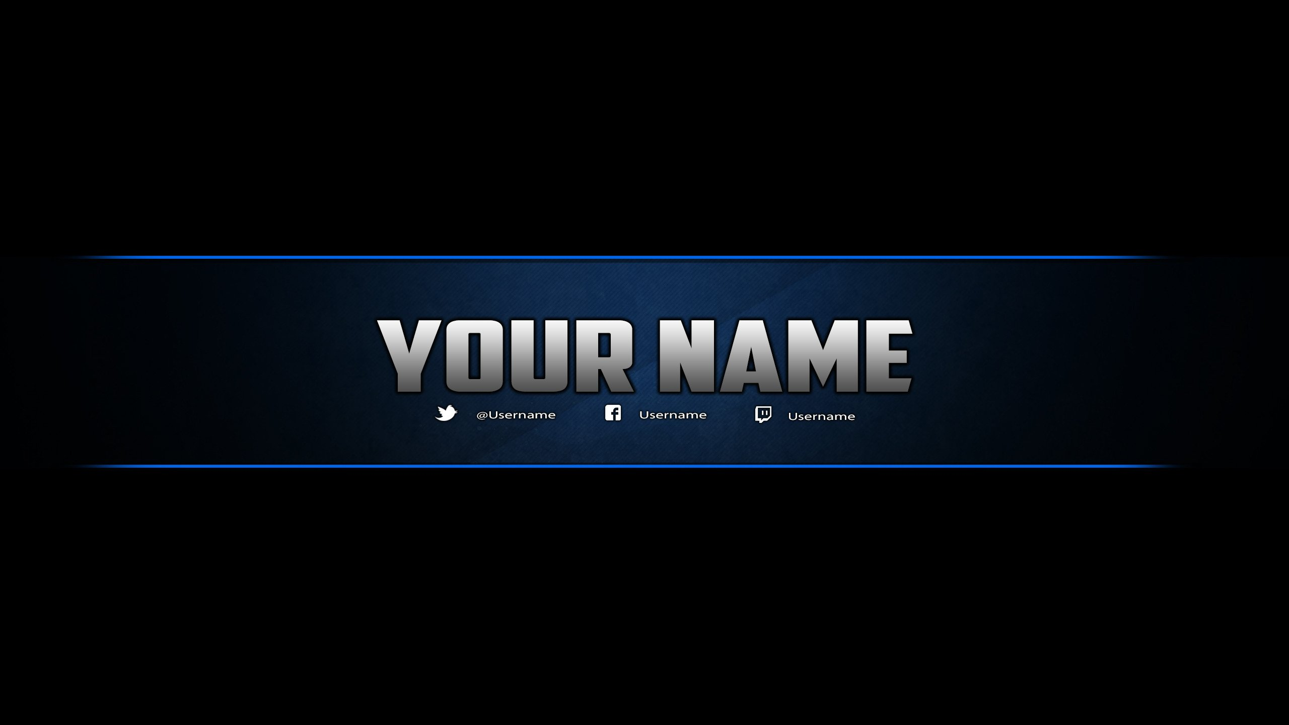 Youtube Banner Template Photoshop Youtube Banner Template Shop by Dazgames On Deviantart